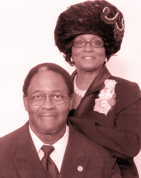 Bishop and First Lady Williams